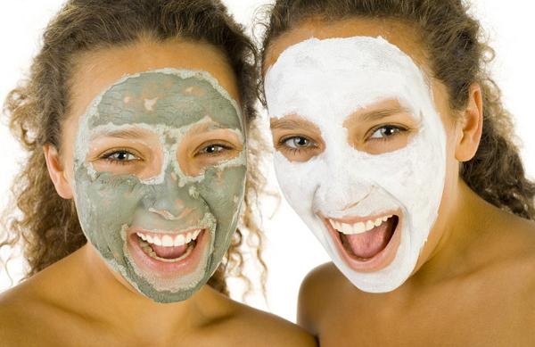 Эффективные глиняные маски