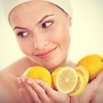 Маски для лица с использованием лимона