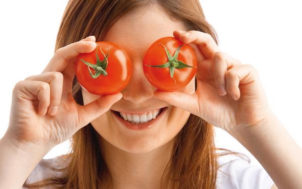 Маска из помидоров для лица – 9 сочных рецептов