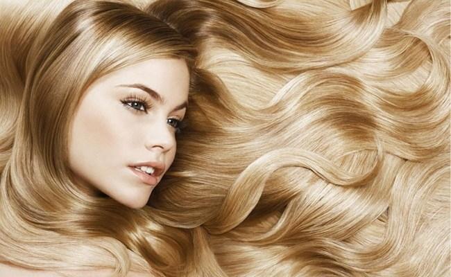 Блондинистые волны