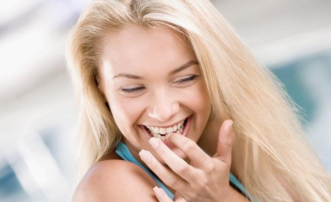 Счастливый смех