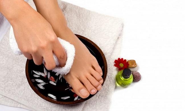 Протирание кожи полотенцем