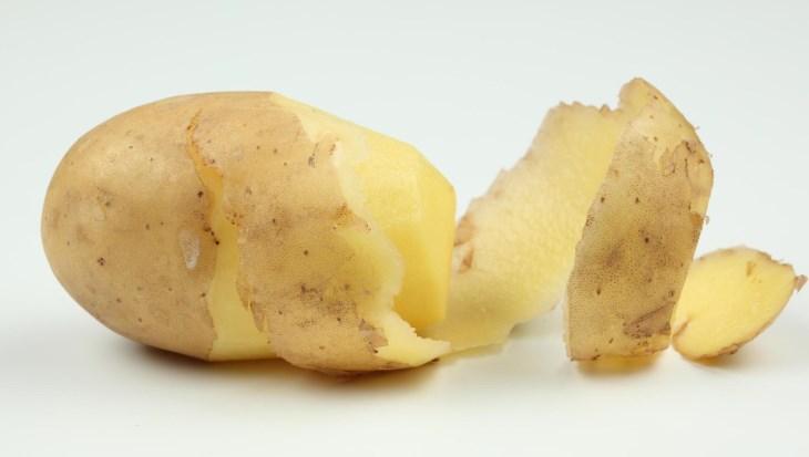 Картофельная кожура