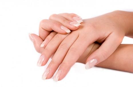 Закругленные ногти