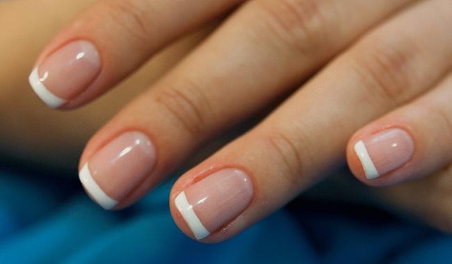 Ухоженные пальцы