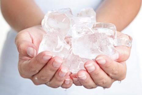 Лед в ладонях