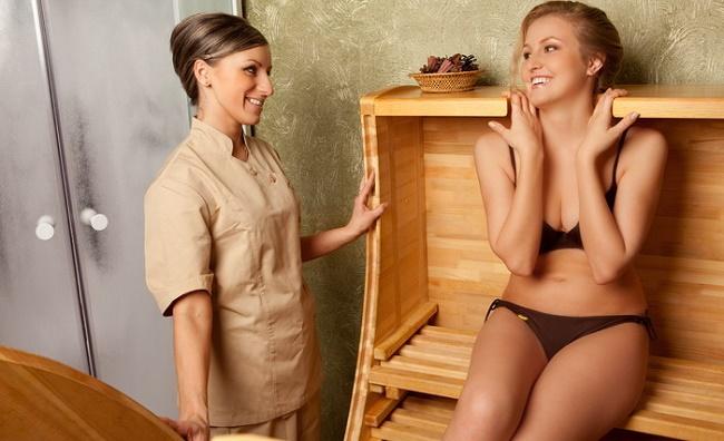 Работа косметолога