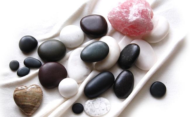 Разнообразие камней