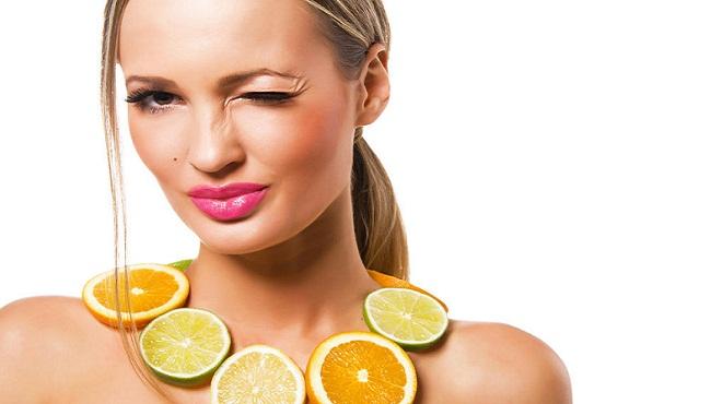 Лимоны на шее