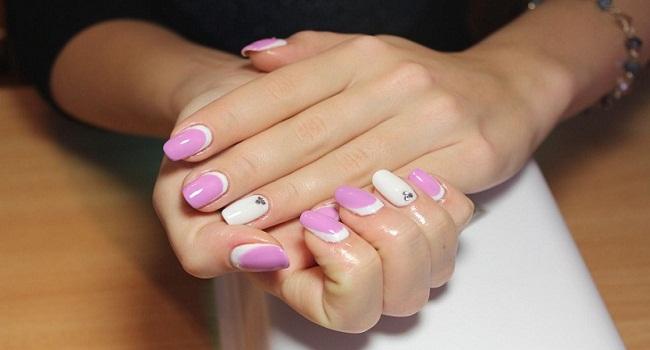 Укрепленные ногти
