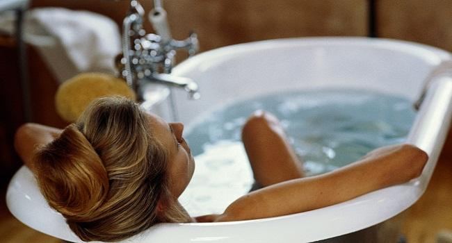Ванная процедура