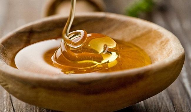 Миска с медом
