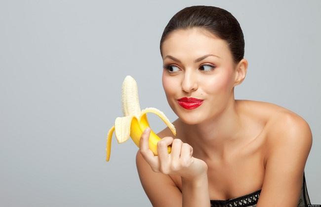 Девушка с бананом фото 336-362