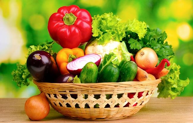 Овощной рацион