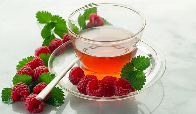 Малиновый сок
