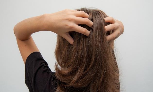 Густые волосы
