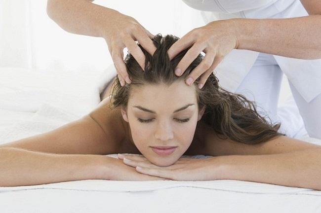 Легкий массаж