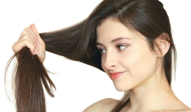 Поредение волос